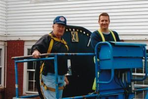Ron Gagnon and Keith Bandecchi